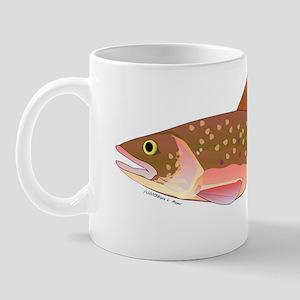 Arctic Char fish t Mug