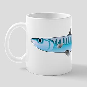 Pacific Barracuda ocean fish t Mug