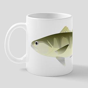White seabass t Mug