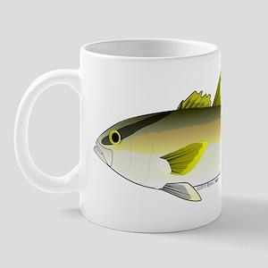 Amberjack ocean jack fish t Mug