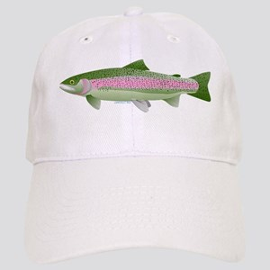 Rainbow Trout stream morph tc Cap
