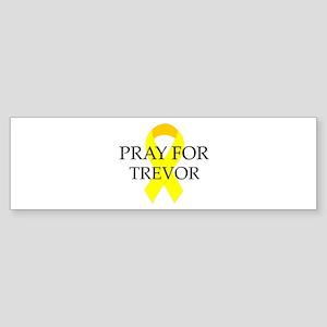 Pray for Trevor Bumper Sticker