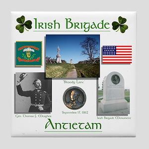 Irish Brigade_Antietam Tile Coaster