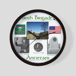 Irish Brigade_Antietam Wall Clock