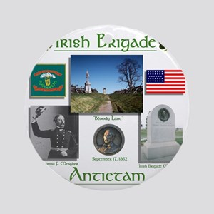 Irish Brigade_Antietam Round Ornament