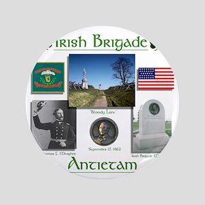 "Irish Brigade_Antietam 3.5"" Button"