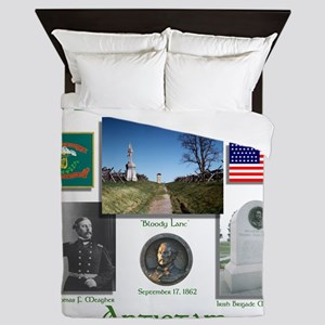 Irish Brigade_Antietam Queen Duvet