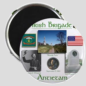 Irish Brigade_Antietam Magnet