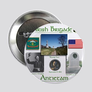 "Irish Brigade_Antietam 2.25"" Button"