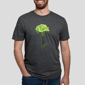 GREEN-CARNATION_NEW Mens Tri-blend T-Shirt
