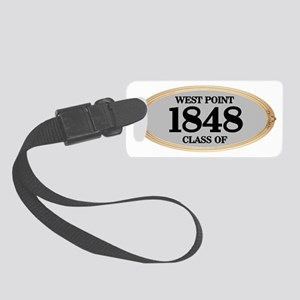 West Point - 1848 (Oval) Small Luggage Tag