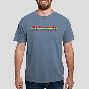 colorado-rbw-txt Mens Comfort Colors Shirt