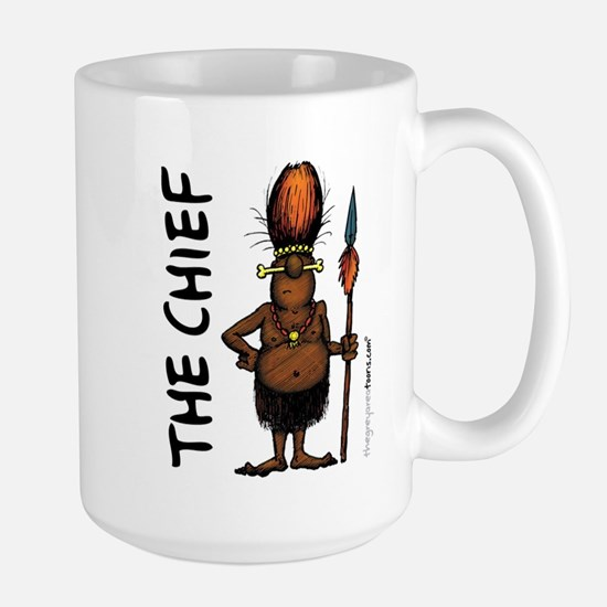 The Chief Large Mug