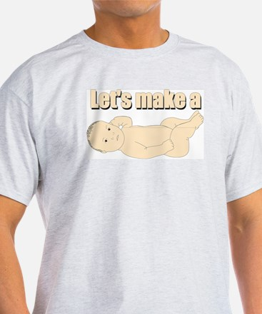 Let's make a baby T-Shirt
