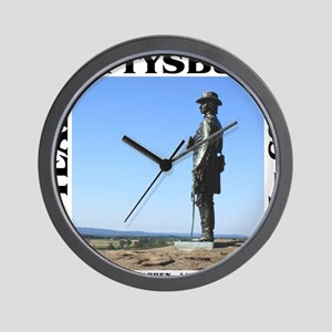 Warren - Little Round Top Wall Clock