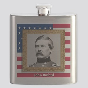 John Buford Flask