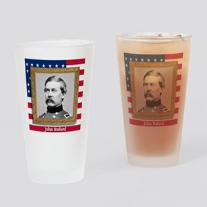 John Buford Drinking Glass