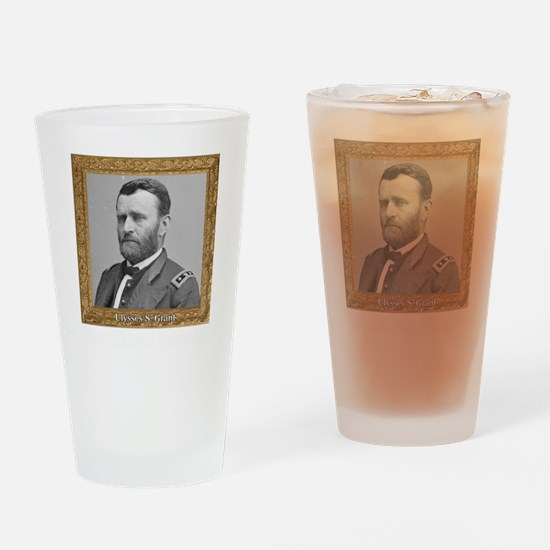 Unconditional Surrender - Grant Drinking Glass