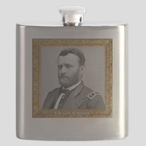 Unconditional Surrender - Grant Flask