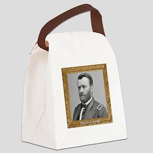Unconditional Surrender - Grant Canvas Lunch Bag
