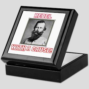 Rebel With a Cause - Stuart Keepsake Box