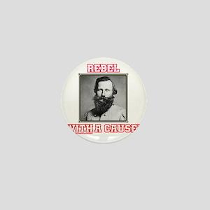 Rebel With a Cause - Stuart Mini Button
