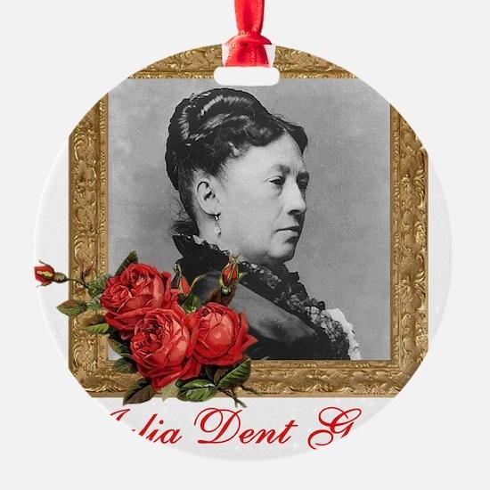 Julia Dent Grant Ornament