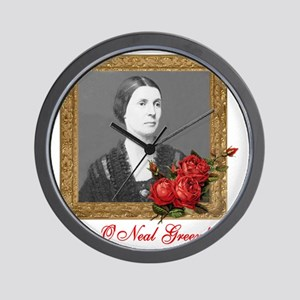 Rose ONeal Greenhow Wall Clock