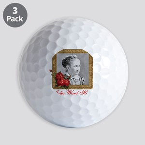 Julia Ward Howe Golf Balls
