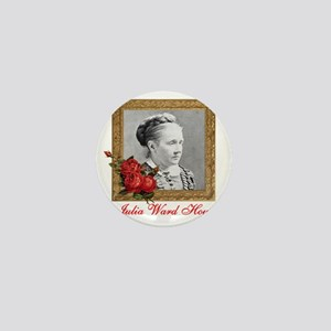 Julia Ward Howe Mini Button