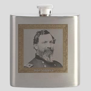 Uncle John Sedgwick Flask