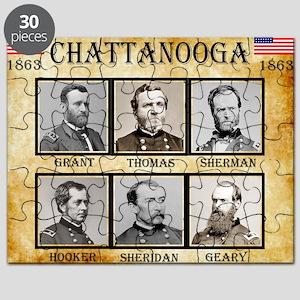 Chattanooga - Union Puzzle