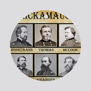 Chickamauga - Union Round Ornament