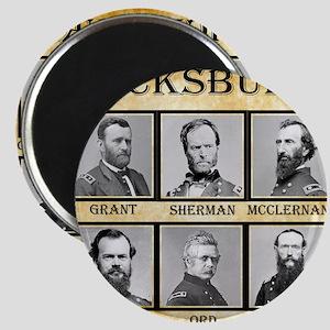 Vicksburg - Union Magnet