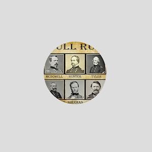 Bull Run (1st) - Union Mini Button