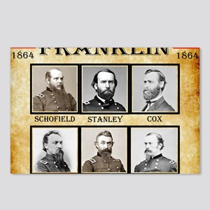 Franklin - Union Postcards (Package of 8)