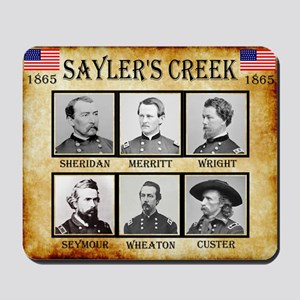 Saylers Creek - Union Mousepad