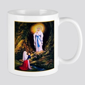 Our Lady of Lourdes 1858 Mug