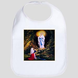 Our Lady of Lourdes 1858 Bib