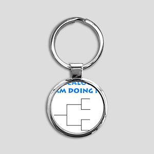 GENEALOGY Round Keychain