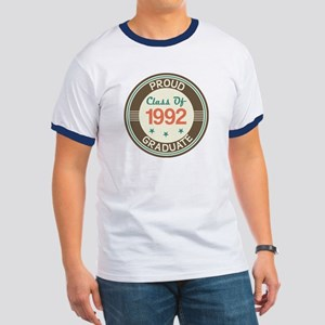 Vintage Class of 1992 Ringer T