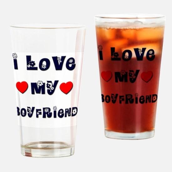 BOYFRIEND Drinking Glass