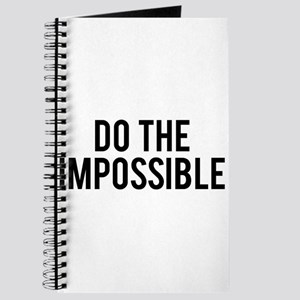 Do the impossible Journal