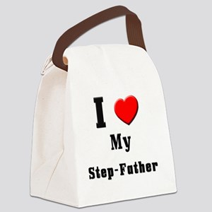 Step-Father Canvas Lunch Bag