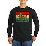 Reggae Long Sleeve Dark T-Shirt
