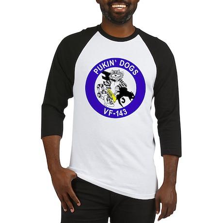 VF-143 Pukin' Dogs Baseball Jersey