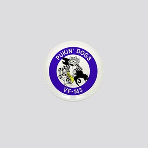 VF-143 Pukin' Dogs Mini Button
