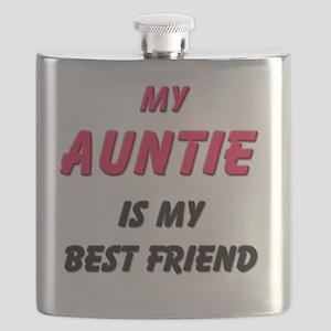 3-AUNTIE Flask