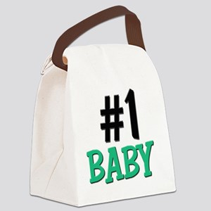 4-3-BABY Canvas Lunch Bag