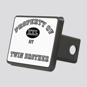5-4-3-TWIN-BROTHER Rectangular Hitch Cover